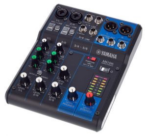 Yamaha Audio Mixers dealers, retailers & distributors in India